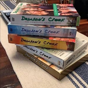 Dawson's Creek - Complete Seasons 1-5